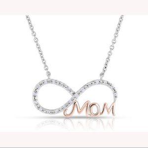 Jewelry - 🌺 MOTHER'S DAY! 🌺 Mom Diamond Infinity Necklace